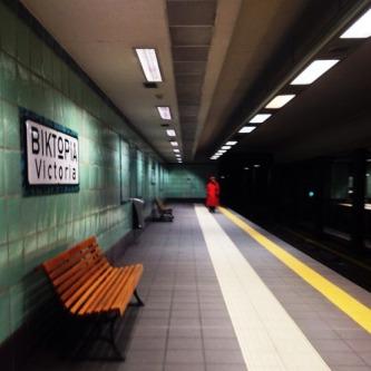 victoria station athens